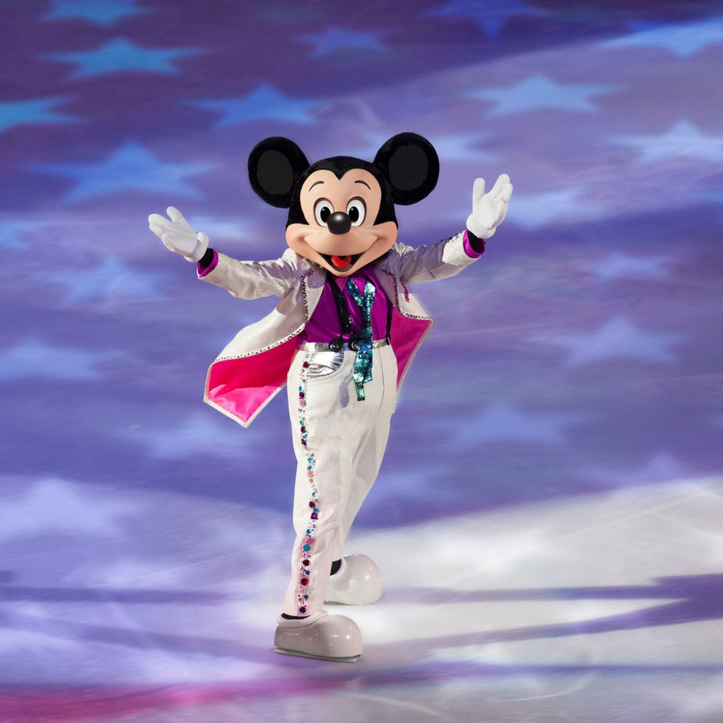 JHB People!! Enter here to WIN 4 x family tickets to Disney On Ice – 'Magical Ice Festival' at the Ticketpro Dome!