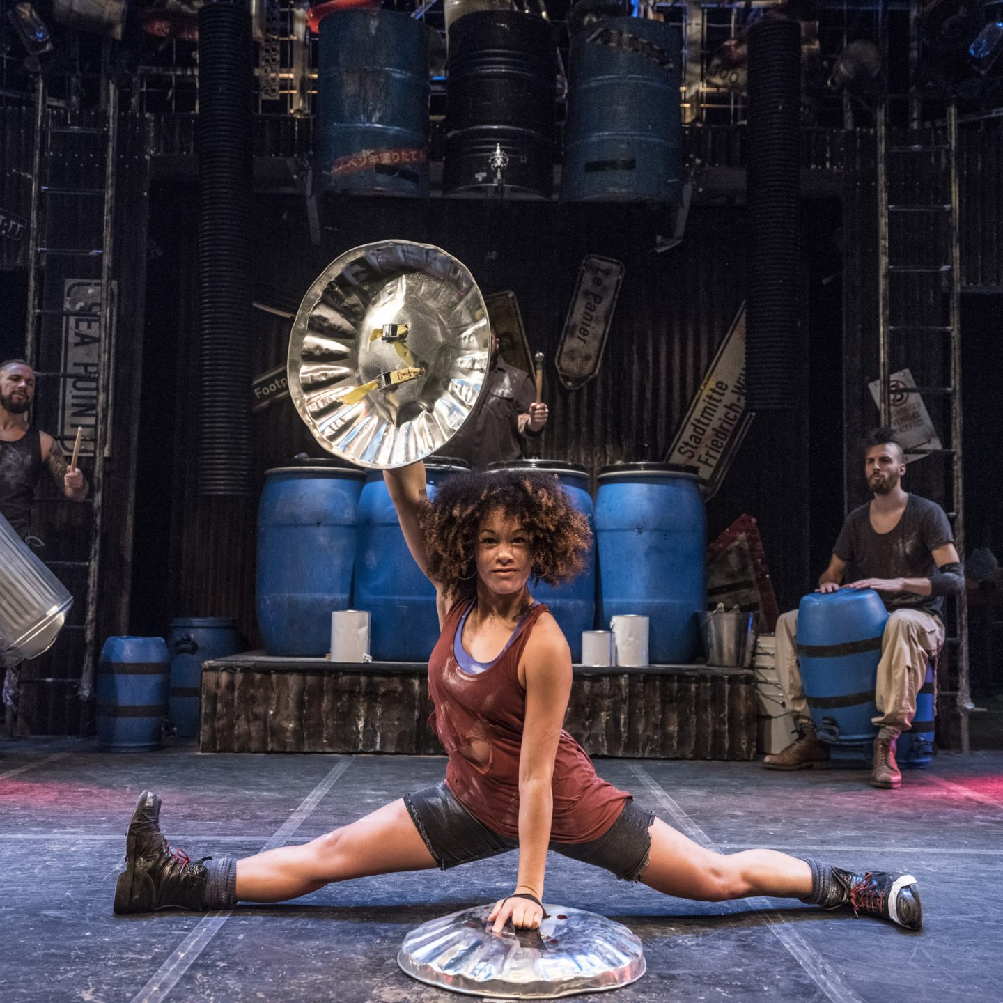 Enter to Win Tickets to see STOMP at Artscape, Cape Town @stompworldwide