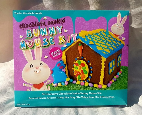 Win one of 5 Chocolate Bunny House Kits with FitBrain