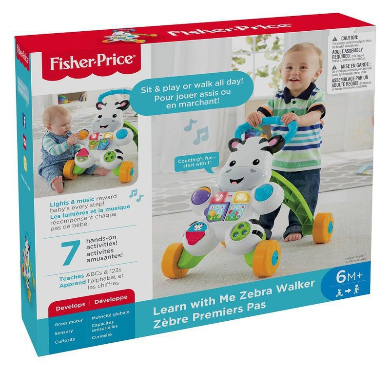 Win a Me Zebra Walker