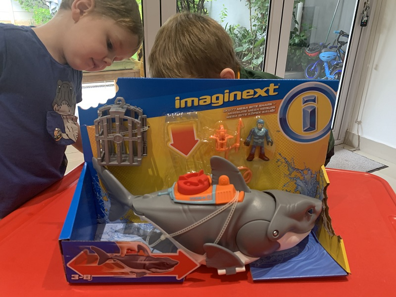 Win with Imaginext @FisherPrice